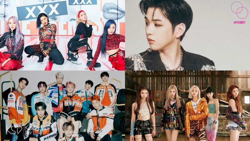 2020《AAA》首轮10组偶像歌手阵容公开:MAMAMOO、NCT 127、ITZY、姜丹尼尔