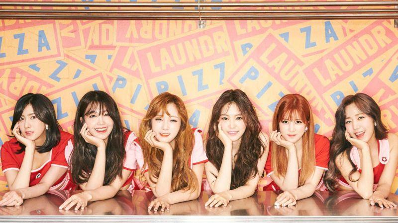 庆祝出道 7 周年Apink 将送上粉丝专属新歌 还有见面会!