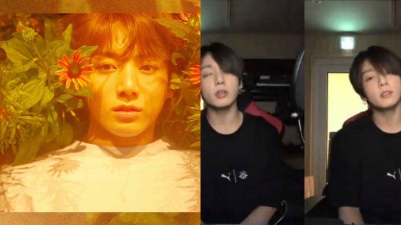 ♪ BTS 柾国牌抒情歌再一首!感性翻唱朴元名曲〈All of My Life〉