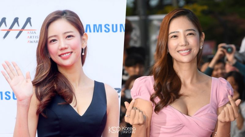 李泰林怀孕6个月大肚照公开! 韩网友:「是多胞胎? 」