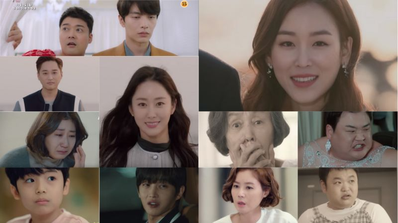 【盘点】《爱上变身情人》出演过「韩世界」的演员们!「漂亮海英」在最后一集也来了