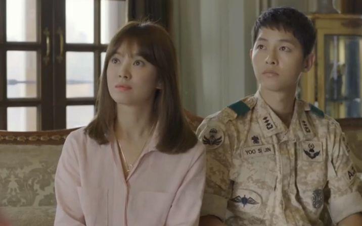 《太陽的後裔》收視飆高 創KBS近4年水木劇的最高紀錄