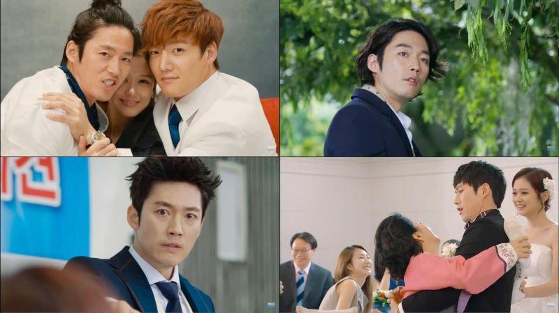 看过《VOICE》的张赫 有看过韩版《命中注定我爱你》的他吗?