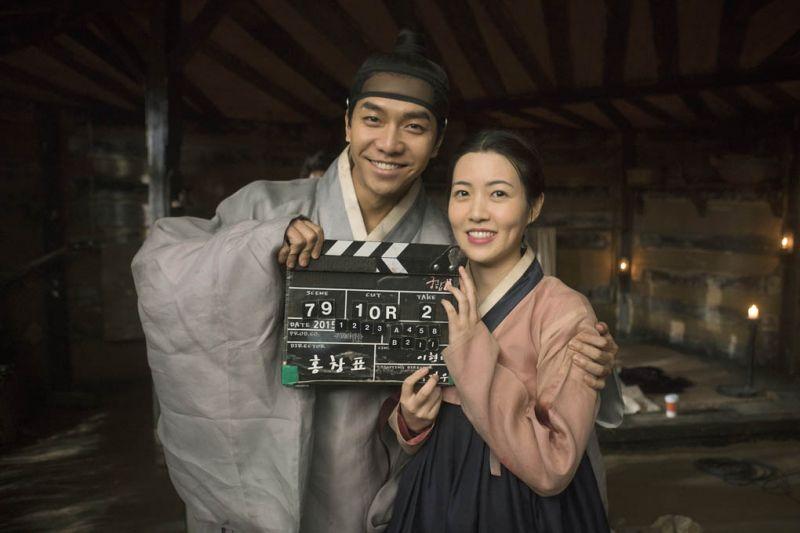 李昇基沈恩京新片《宮合》殺青 明年上映