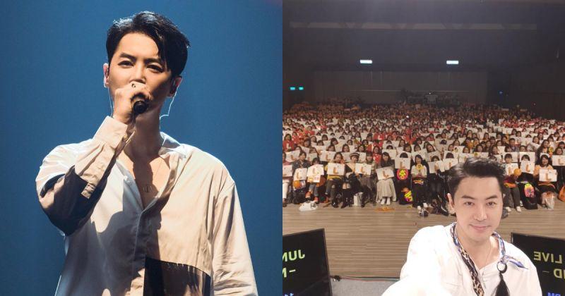 睽违两年 神话 Junjin 8 月举行个人见面会!
