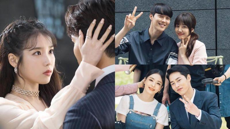 韩国电视剧话题性总排行《德鲁纳酒店》《请输入检索词WWW》tvN成大赢家!