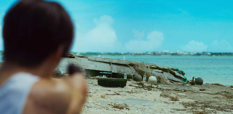 電影《狩獵的時間》李帝勳嚮往的台灣海竟然不是在台灣拍的!?