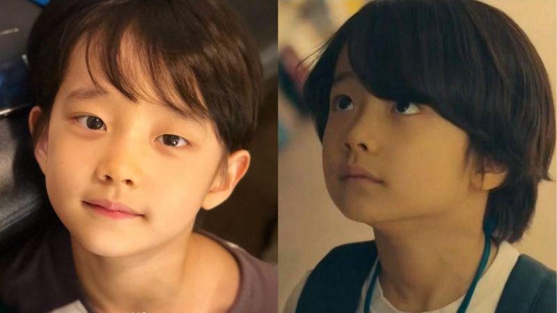 《18岁的瞬间》邕圣佑童年时期扮演者...是SM的童模出身!也出演了《寄生上流》,未来星途受瞩目!