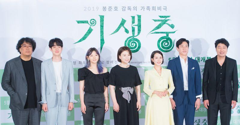《寄生上流》在韓上映三週 千萬票房大關近在眼前!