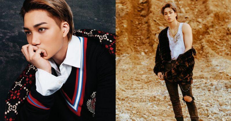 超越文化的性感!EXO Kai 在印尼当选「最性感韩国男人」