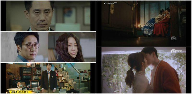 韩剧 本周无线、有线月火剧收视概况- 成为王的男人仍领跑月火收视