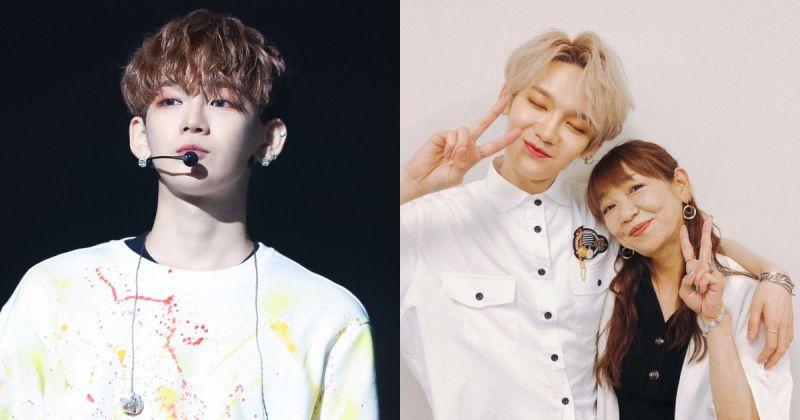 JBJ95 健太紀念亡母 8 月首度發表個人歌曲