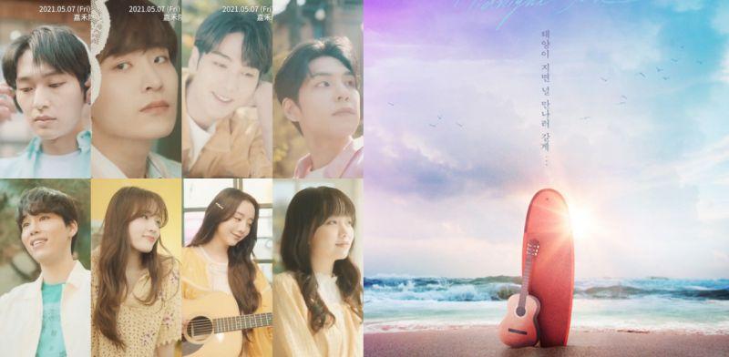 韩国音乐剧首登香港戏院:今夏唯一能牵动你心的浪漫故事—《太阳之歌》