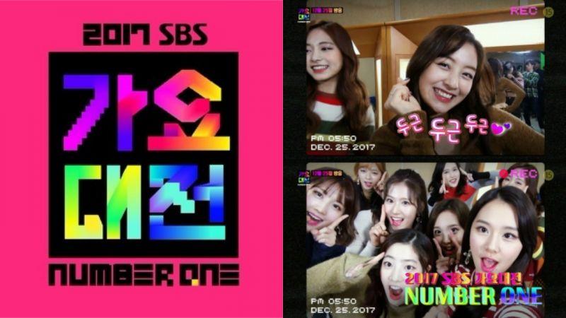 SBS歌谣大战以「Number One」为主题!今年在《人气歌谣》获得一位歌手将集体亮相!