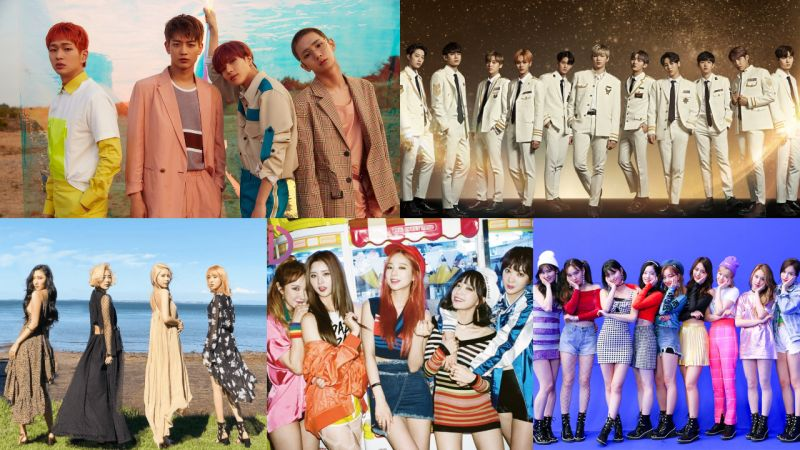 《2018 Korea Music Fesitival》8 月卷土重来 SHINee、TWICE、Wanna One⋯⋯华丽阵容抢先看!
