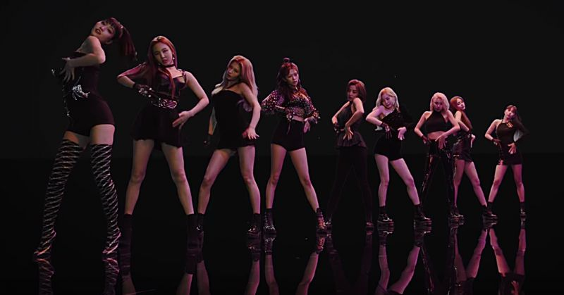 TWICE 搶先公開最新主打歌〈Fancy〉編舞 帥氣度大增!
