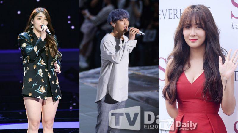 EXO灿烈、Ailee、昭宥将在明晚MAMA香港场  带来《鬼怪》OST串烧舞台