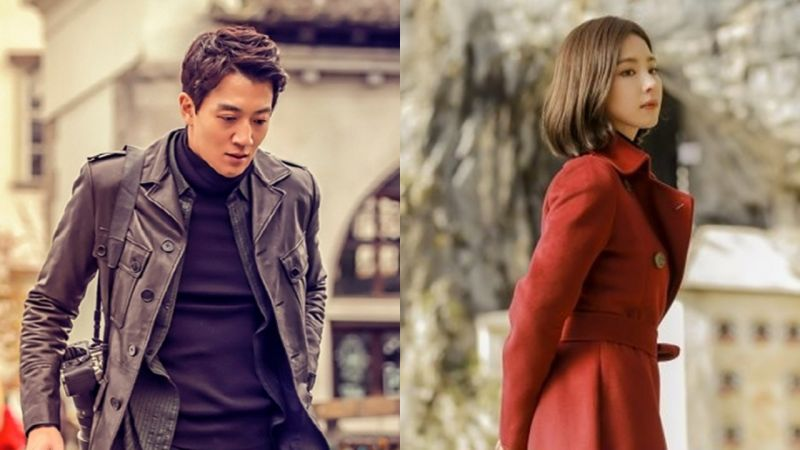 KBS新劇《黑騎士》主演金來沅&申世景人物照全公開 異國風情唯美上線