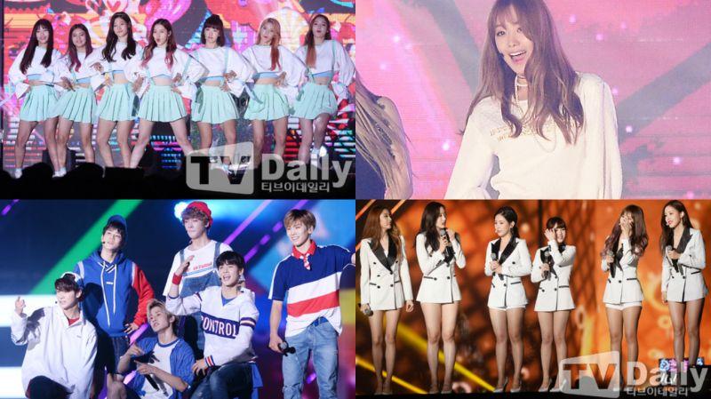 Super Stage演唱會:T-ara&DIA熱舞High翻全場
