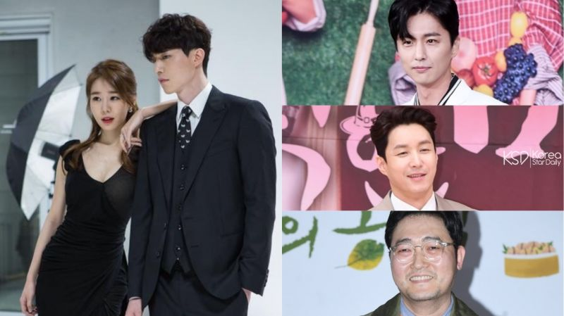 申东旭&沈亨倬&李准赫确定加盟!与李栋旭、刘寅娜合作tvN新剧《触及真心》