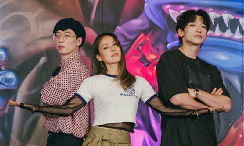 三位巨星強強強聯手!劉在錫×李孝利×Rain確定今年夏天出道,考慮追加成員