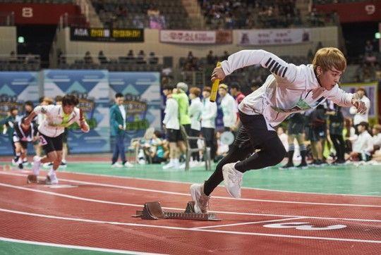《偶像运动会》精彩看点400米接力赛 防弹少年团能否成功3连冠?
