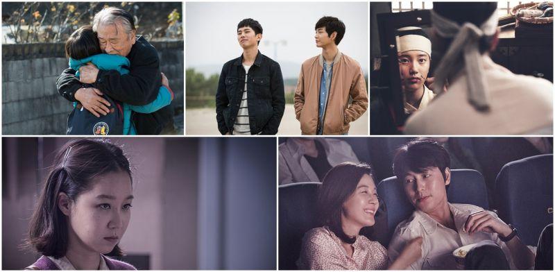 [預告片]親情、勵志、懸疑、浪漫、同志    本周上映五部韓片看個過癮!