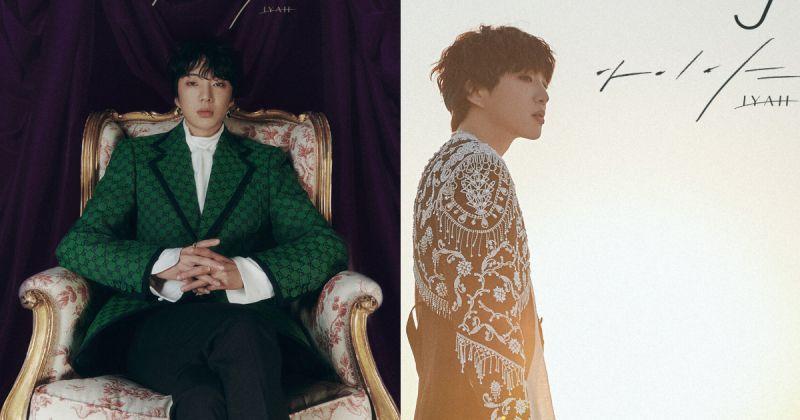 姜昇潤以音樂述說人生 正規一輯〈PAGE〉奪 18 國 iTunes 冠軍!