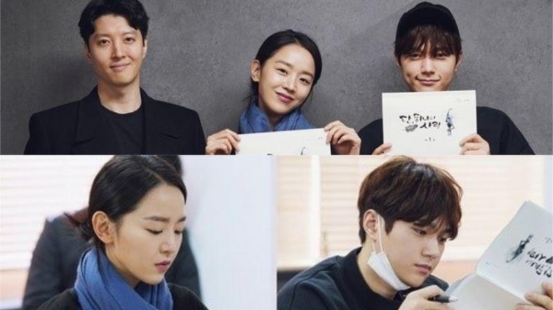 申惠善、金明洙、李东健主演《仅此一次的爱情》公开剧本阅读现场!5月首播