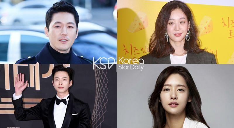 張赫、鄭麗媛、李俊昊、車珠英確定出演SBS新劇《油膩的Melo》!