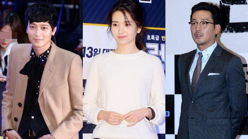 姜棟元、河正宇、金泰梨合作出演新電影《1987》