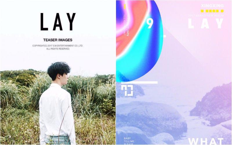 EXO LAY化身秋日男孩  第二張Solo專輯預告照公開
