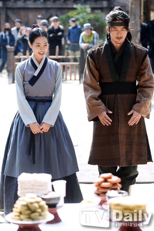 《獄中花》舉辦開機儀式 高洙陳世妍亮相