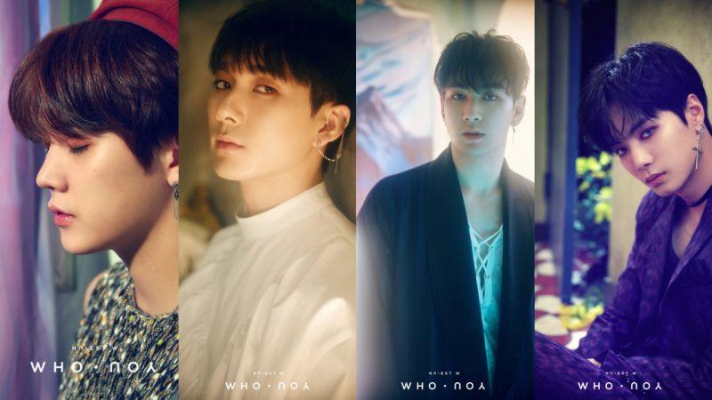 「回歸倒數一週」NU'EST 最新概念照出爐!《WHO BOX TOUR》邀歌迷重返記憶之地找驚喜