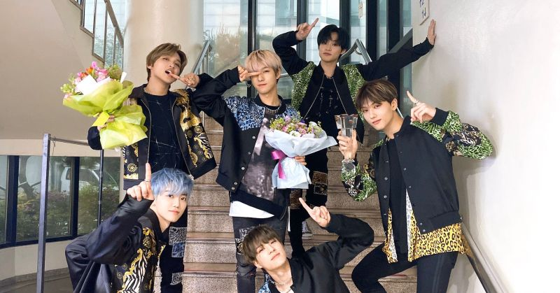 NCT Dream 夺回归后首冠 出道后首度征服无线台!