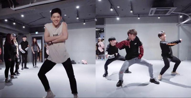舞团诠释BIGBANG的《Fxxk It》喜欢单人还是团体版本呢?