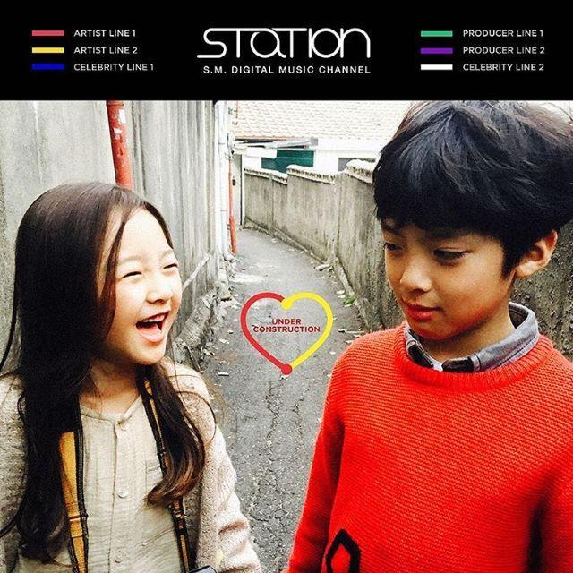 SM娱乐「STATION」第40首歌曲《Still》回忆童年爱恋的男女合唱