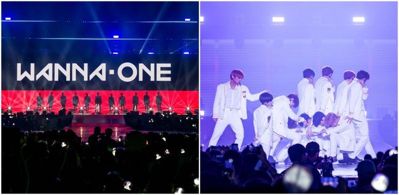 Wanna One: 让我们high炸这里! 帅气可爱通通来