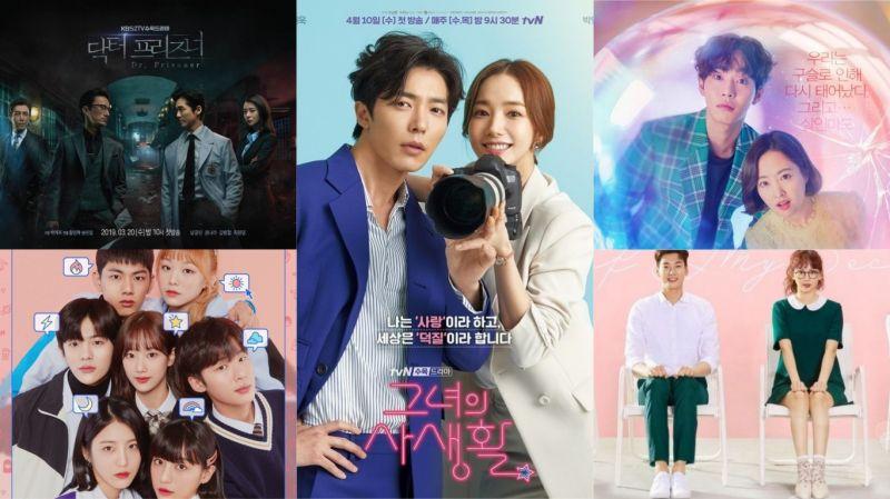 【KSD評分】由韓星網讀者評分!《初次見面我愛你》新進榜 《深淵》從並列第2到退居第4
