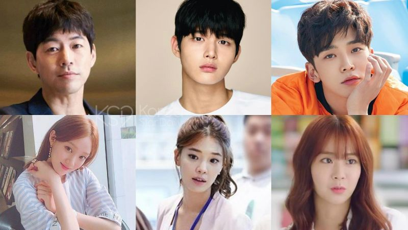 全體演員顏值極高的這部tvN新劇《想停止的瞬間:About Time》新人物劇照公開!