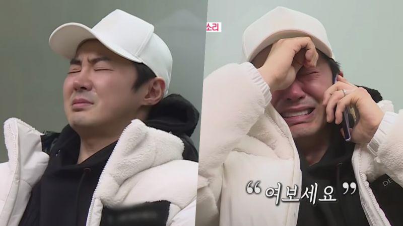 【有片】JunJin时隔21年和生母见面,一接电话爆哭:「原来妈妈比我辛苦几百倍」