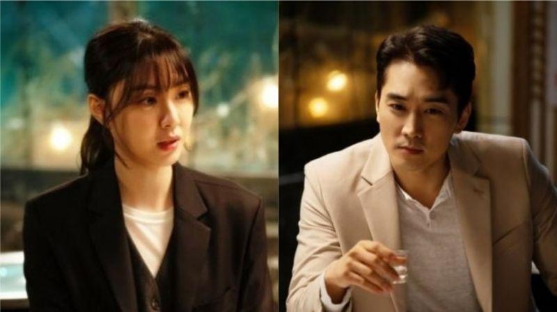MBC新漫改剧《一起吃晚餐吗》公开宋承宪、徐智慧最新剧照!5月首播