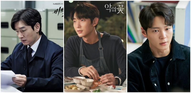 現在韓劇最流行的病是「無感情症」?曹承佑、李準基、周元高難度演技大受肯定