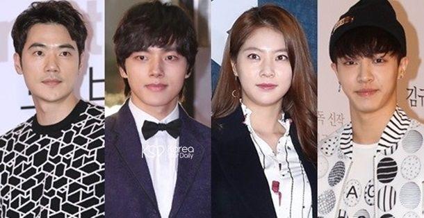 金康宇&呂珍九新作《Circle》定檔5月tvN月火劇