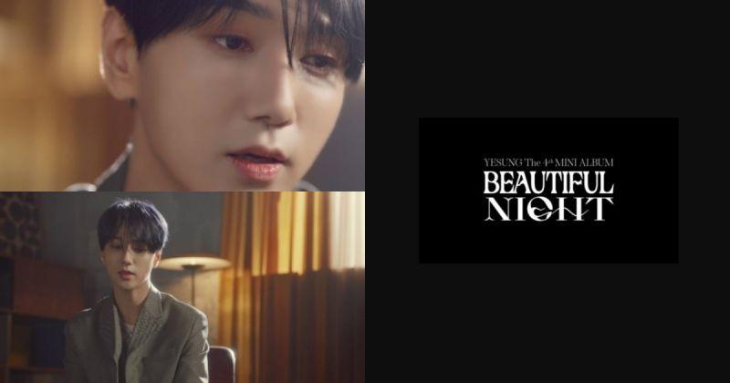 藝聲公開個人新專輯名稱〈Beautiful Night〉 今晚親自介紹 7 首新歌!