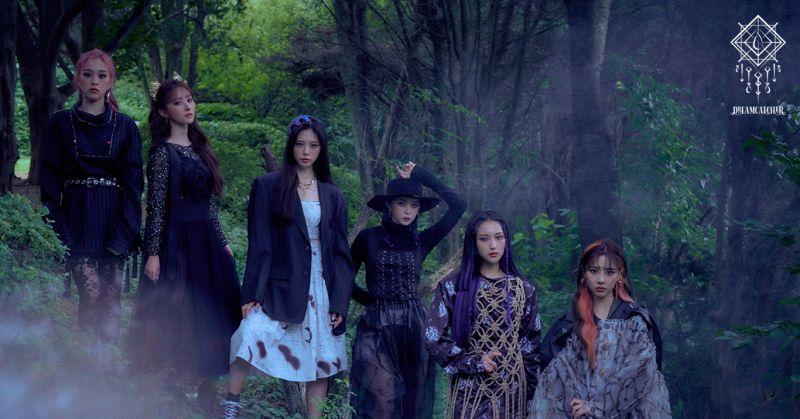 Dreamcatcher 释出首波 MV 预告片 舞蹈版预告今晚公开!