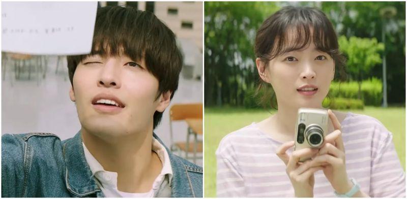 [预告片]最美丽又浪漫的等待!电影《如果雨之后》姜河那+千玗嬉的恋爱4月底韩国上映
