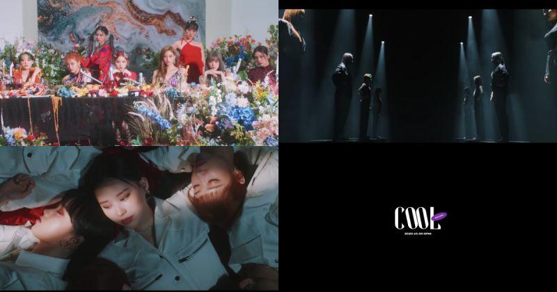 Weki Meki 释出新歌 MV 预告片 独特运镜手法掀热烈讨论!