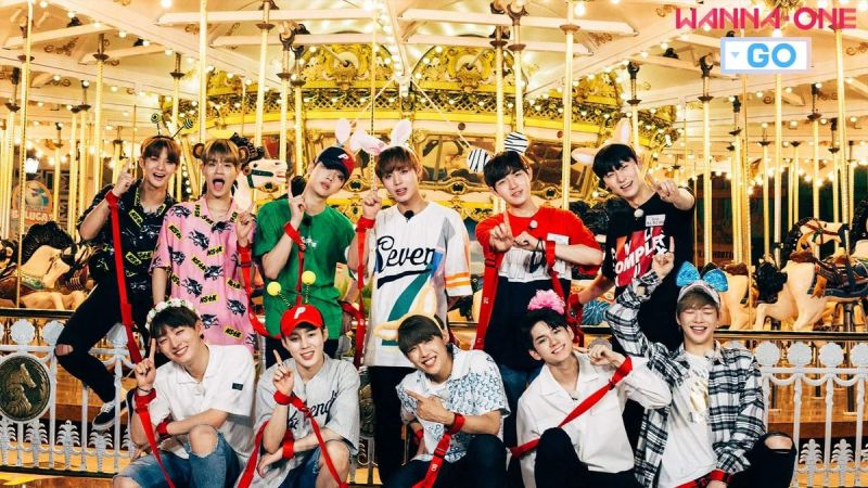 《Wanna One GO》第二季有望11月3日開播 這次一共有8期!