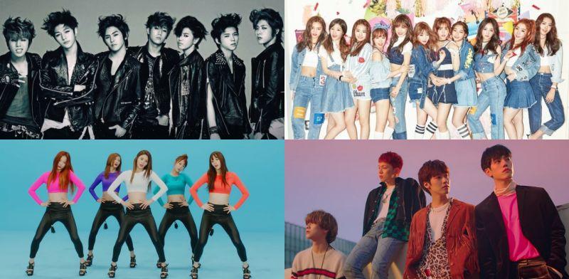 偶像團的經典逆行神曲TOP 11:每一首都讓人印象深刻!